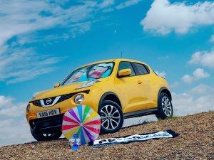 Nissan'dan 500 faktörlük boya koruma