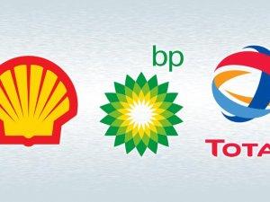 Shell, BP ve Total'in karı düştü