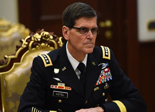 ABD Merkez Kuvvetler Komutanı Generali Votel: Müttefiklerimiz Türkiye'de hapiste