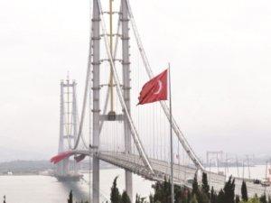 Osmangazi Köprüsü'nden geçişler 5 binde kaldı