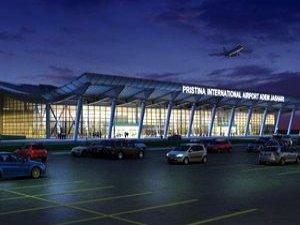 Priştina Havalimanı'na ödül