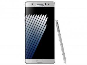 Samsung Galaxy Note 7 resmen tanıtıldı
