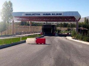 Malatya Havalimanı uçuşlara açıldı