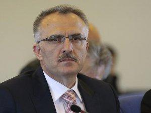Maliye Bakanı Ağbal'dan 'yeniden yapılandırma' çağrısı