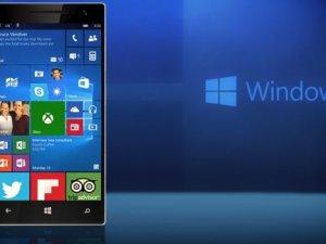 Windows 10 mobile güncellemesi çok gecikmeyecek