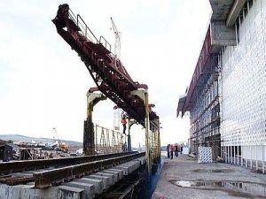 BTK demiryolu projesinin Gürcistan'daki çalışmaları hızlandırıldı