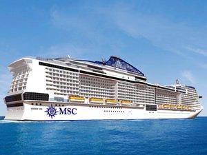 MSC Cruises akıllı gemilerinde Samsung teknolojisi
