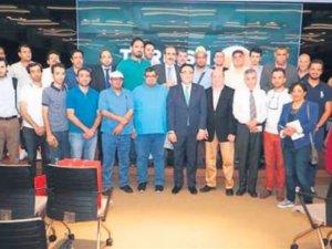 THY 50 gazeteciye Türkiye'yi anlattı