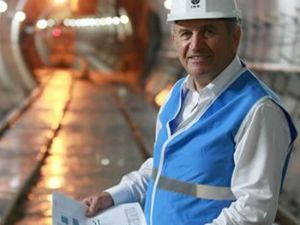 'Kartal-Kadıköy metro hattı rekordur'