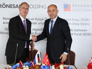 Rusya Yatırım Fonu ile 400 milyon dolarlık anlaşma
