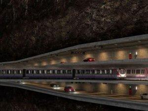 3 Katlı Büyük İstanbul Tüneli Projesi için mali teklifler alındı