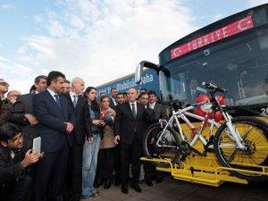 Dev otobüs ihalesine en düşük teklif BMC'den