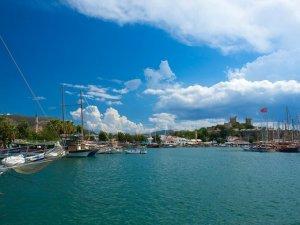 Bodrum limanı, Akdenizin en güzel 8 limanı arasına girdi