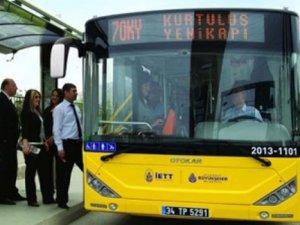 İstanbul'da 53 durağa 15 Temmuz şehitlerinin isimleri verildi