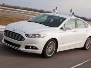 Ford, sürücüsüz otomobilleri 2021 için hazırlıyor