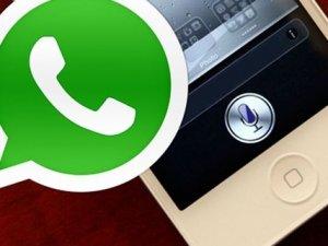 Siri'ye WhatsApp desteği geliyor!