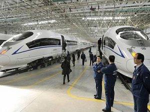 Çin'in tren üreticisi CRRC, Hindistan'da ortak yatırım yaptı