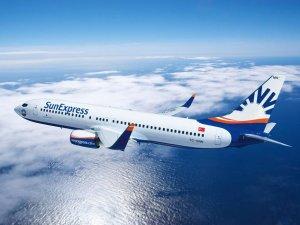 Sunexpres uçağında güvenlik araması