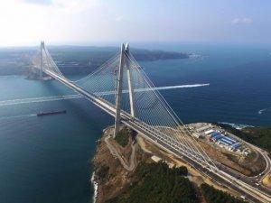 Rekorların köprüsü yarın açılıyor
