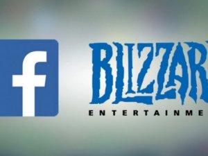 Blizzard oyunları Facebook Live'da yayınlanacak