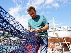 Marmaralı balıkçılar 'vira bismillah' demeye hazır