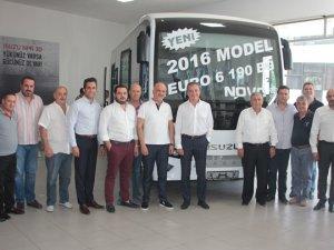 Anadolu Isuzu, Yeni Novo S'i İzmir'de tanıttı