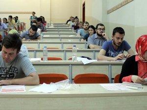 KPSS adayları sınav merkezinde değişiklik yapabilecek