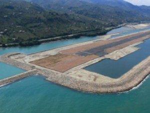 Dünyanın 3. 'denize havalimanı' projesinde sürpriz gelişme