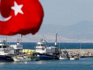 Türk balıkçısı okyanusa açıldı