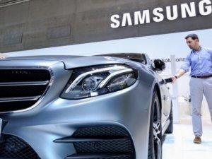 Samsung ve Mercedes geleceğin otosunu üretecek