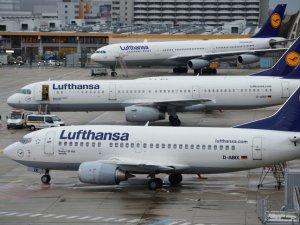 Lufthansa ile Air China anlaştı