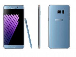 Samsung Galaxy Note7 yakında yeniden satışa çıkacak