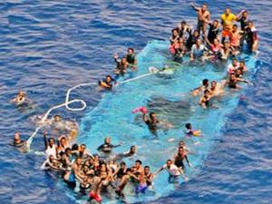 Mısır'da göçmen teknesi alabora oldu