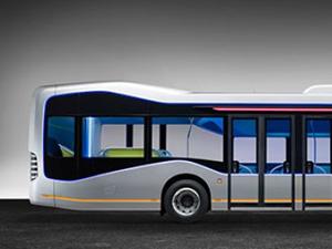 Mobilitenin geleceği Mercedes-Benz Future Bus görücüye çıktı