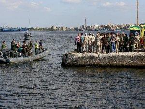 Mısır'daki tekne kazasında ölenlerin sayısı 148'e yükseldi