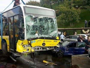 Metrobüs kazası saldırganına tutuklama talebi