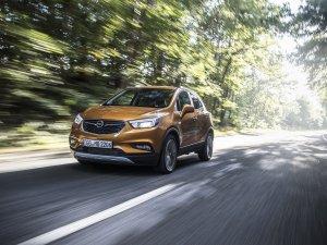Yeni Opel Mokka X ekim'de Türkiye'de