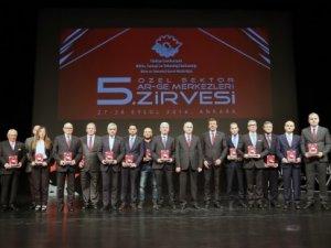 Tofaş, 'En Başarılı Ar-Ge Merkezi' seçildi