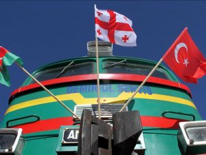 Bakü-Tiflis-Kars demiryolu projesinde sona gelindi