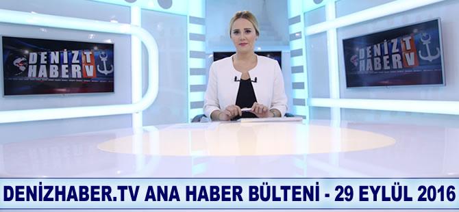 Güncel Haber Bülteni DenizHaber.TV'de yayınlandı