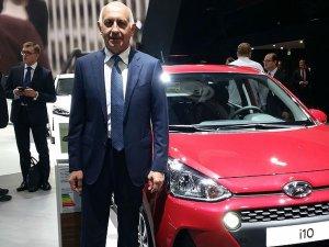 Hyundai kapasite artırımı için düğmeye bastı
