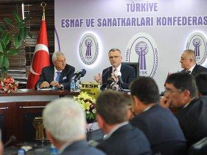 Maliye Bakanı Ağbal, enflasyon rakamlarını değerlendirdi