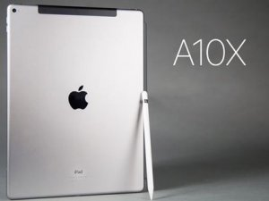 Apple A10X işlemci görüntülendi!