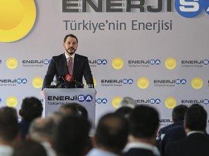 Enerji ve Tabii Kaynaklar Bakanı Albayrak: Yerli kömür ve güneş enerjisinde ihaleleri yapacağız