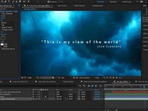 After Effects CC'nin yeni özellikleri