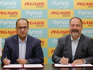 Pegasus Flynas anlaşmasını duyurdu