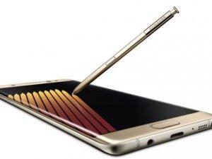 Galaxy Note 7 üretimi durduruldu