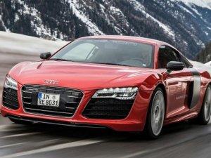 Audi R8 E-Tron artık üretilmeyecek