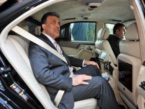 Abdullah Gül, BDP'li vekili uçağına almadı