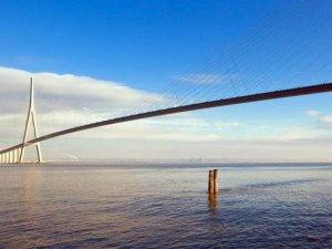 Çanakkale 1915 Köprüsü görücüye çıktı